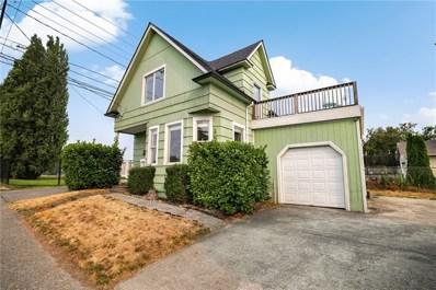 1609 S 19th St, Tacoma, WA 98405 - MLS#: 1345970