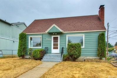 5502 S Cushman Ave, Tacoma, WA 98408 - MLS#: 1346248