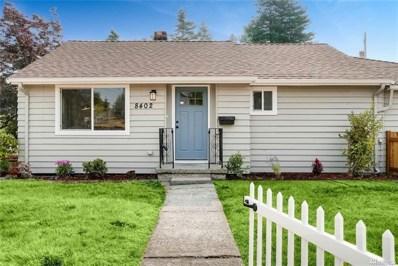8402 18th Ave SW, Seattle, WA 98106 - MLS#: 1347497