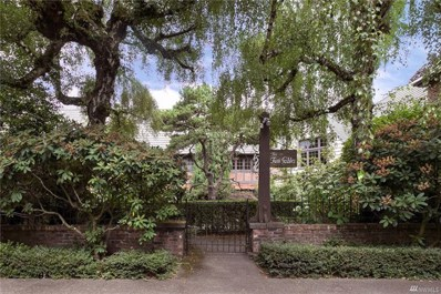 1516 E Republican St UNIT 8, Seattle, WA 98112 - MLS#: 1349971