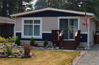 17340 Sargent Rd SW UNIT 56, Rochester, WA 98579 - MLS#: 1351220