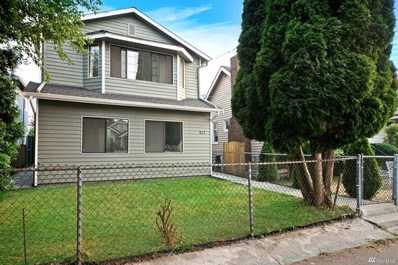 817 NE 80th St, Seattle, WA 98115 - MLS#: 1351933