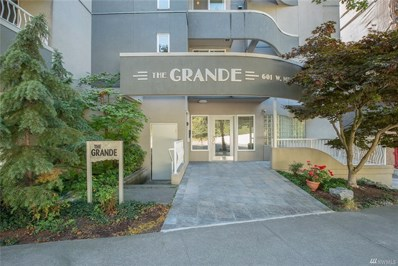 601 W Mercer Place UNIT 401, Seattle, WA 98119 - MLS#: 1352579