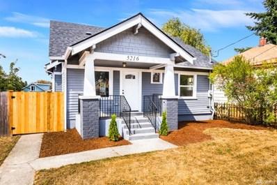 5216 S M St, Tacoma, WA 98408 - MLS#: 1352781