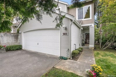 503 S 47th St, Renton, WA 98055 - MLS#: 1353503