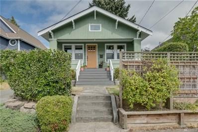 922 NW 61st St, Seattle, WA 98107 - MLS#: 1353801
