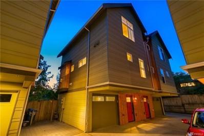 12548 35th Ave NE UNIT A, Seattle, WA 98125 - MLS#: 1354080