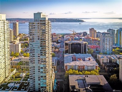 583 Battery St UNIT 805, Seattle, WA 98121 - MLS#: 1356225