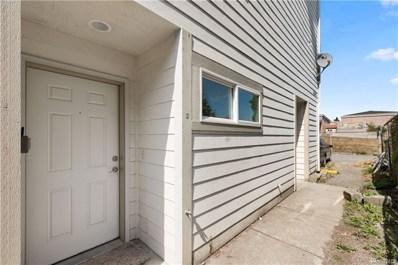 4542 S Henderson St UNIT B, Seattle, WA 98118 - MLS#: 1357503