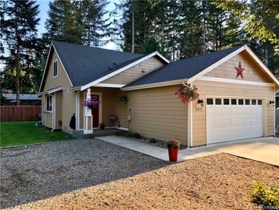141 E Ballycastle Wy, Shelton, WA 98584 - MLS#: 1357562