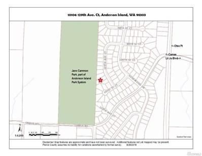 10106 129th Av Ct, Anderson Island, WA 98303 - MLS#: 1357634
