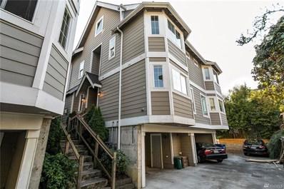 4411 Bagley Ave N UNIT C, Seattle, WA 98103 - MLS#: 1358126