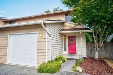5123 81st Place SW UNIT 4, Mukilteo, WA 98275 - MLS#: 1358480