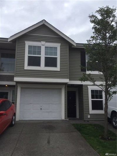 1018 109th Street St Ct E UNIT 52, Tacoma, WA 98445 - MLS#: 1359527