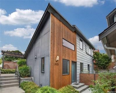 2425 S Norman St, Seattle, WA 98144 - MLS#: 1360278