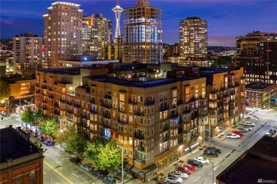 2415 2nd Ave UNIT 734, Seattle, WA 98121 - MLS#: 1360880