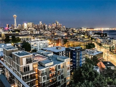 521 5th Ave W UNIT 1101, Seattle, WA 98119 - MLS#: 1360999