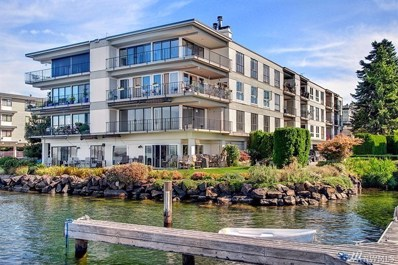 6401 Lake Washington Blvd NE UNIT 302, Kirkland, WA 98033 - MLS#: 1361826