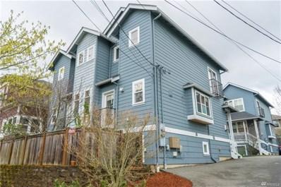 168 18th Ave UNIT A, Seattle, WA 98122 - MLS#: 1361947