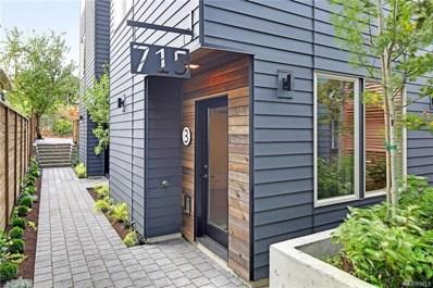715 MLK Jr Wy, Seattle, WA 98122 - MLS#: 1362001