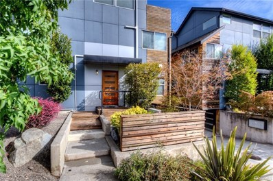562 Galer St UNIT A, Seattle, WA 98109 - MLS#: 1362182