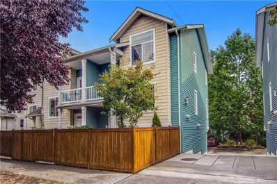 9410 Linden Ave N UNIT A, Seattle, WA 98103 - MLS#: 1362218