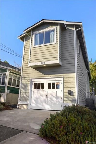 928 N 86th St, Seattle, WA 98103 - MLS#: 1362680