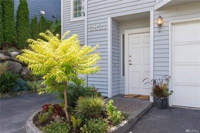 3831 25th Ave W UNIT 6I, Seattle, WA 98199 - MLS#: 1363248