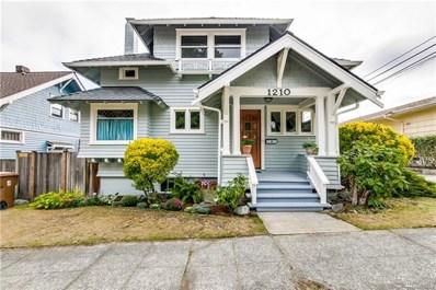 1210 N 8th St, Tacoma, WA 98403 - MLS#: 1363908