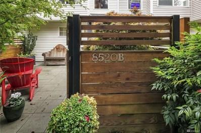 8520 Midvale Ave N UNIT B, Seattle, WA 98103 - MLS#: 1363926