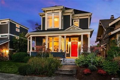 134 29th Ave, Seattle, WA 98122 - MLS#: 1364179