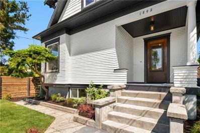 1842 S Weller St UNIT 1, Seattle, WA 98144 - MLS#: 1364553