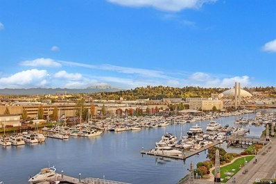 1515 Dock St UNIT 815, Tacoma, WA 98402 - MLS#: 1364942