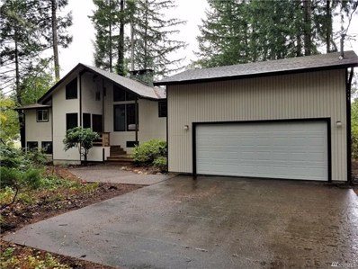 2180 E Island Lake Dr, Shelton, WA 98584 - MLS#: 1365345