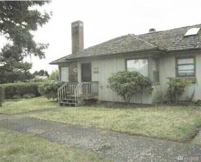 615 Benton, Port Townsend, WA 98368 - MLS#: 1365574