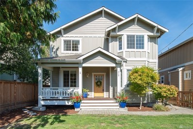 312 NW 89th St, Seattle, WA 98117 - MLS#: 1365918