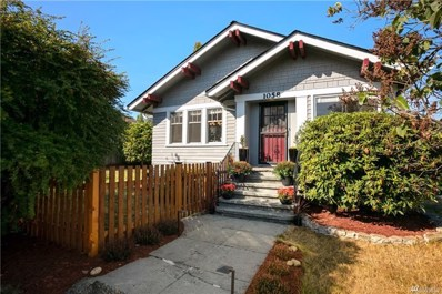 1058 S Director St, Seattle, WA 98108 - MLS#: 1367115