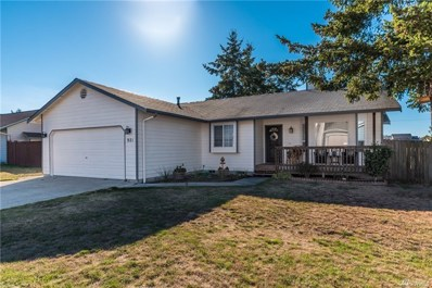 921 NW Quarterdeck Lp, Oak Harbor, WA 98277 - MLS#: 1367194