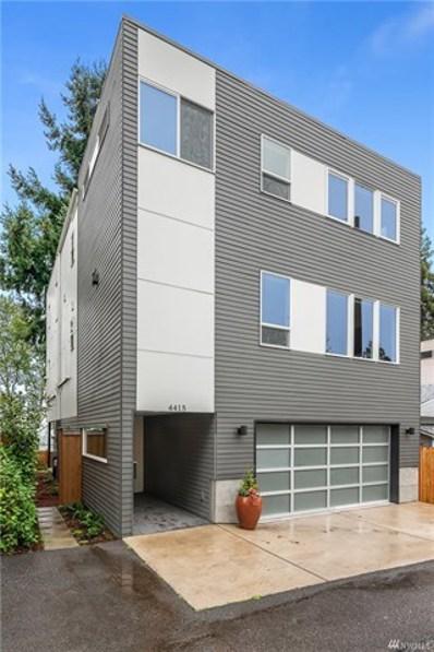 4415 34th Ave S, Seattle, WA 98118 - MLS#: 1367449