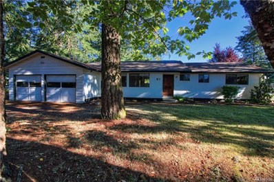 1 E Cherry Park, Shelton, WA 98584 - MLS#: 1367721
