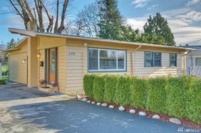 2608 NE 7th St, Renton, WA 98056 - MLS#: 1368141