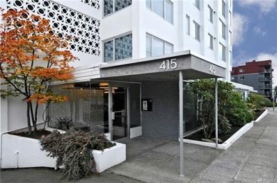 415 W Mercer St UNIT 201, Seattle, WA 98119 - MLS#: 1368737