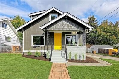 863 S 45th St, Tacoma, WA 98418 - MLS#: 1369712