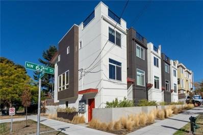 1560 NW 62nd St, Seattle, WA 98107 - MLS#: 1369749