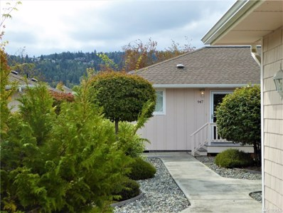 947 E Cedar St, Sequim, WA 98382 - MLS#: 1370123