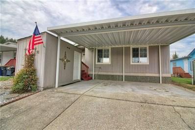 201 W Oakview Ave UNIT 91, Centralia, WA 98531 - MLS#: 1370319