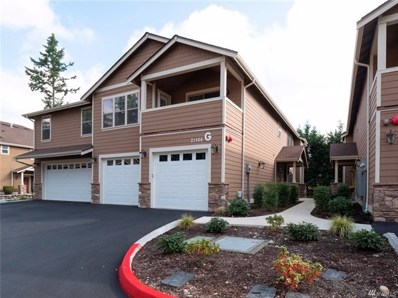 21900 SE 242nd St UNIT G1, Maple Valley, WA 98038 - MLS#: 1371299