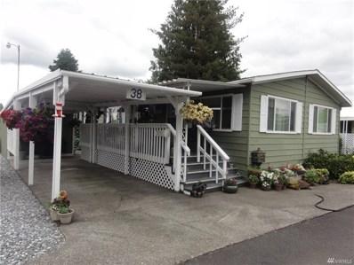 1713 Cooks Hill Rd UNIT 38, Centralia, WA 98531 - MLS#: 1371508