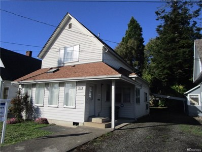 821 Emerson Ave, Hoquiam, WA 98550 - MLS#: 1371964