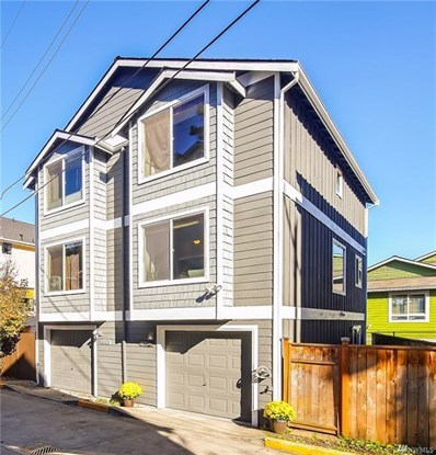2412 SW Holden St, Seattle, WA 98106 - MLS#: 1373034